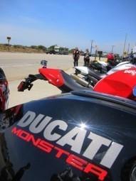 West Coast Monster Anniversary Ride – We're off! | Ducati.net | Desmopro News | Scoop.it