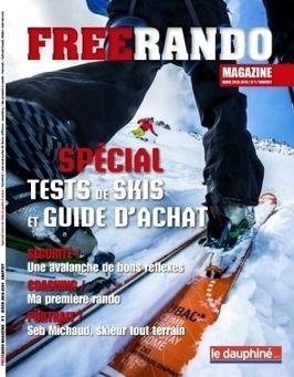 MAGAZINE / SKI DE RANDONNÉE Nouveau : Freerando débarque ! - Le Dauphiné Libéré   Vanoise ski & randonnée   Scoop.it