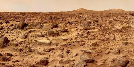 Mars: la Nasa à la recherche de traces de vie - BFMTV.COM   Mars   Scoop.it