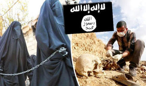 Islamic State 'selling off the organs of women kept as sex slaves to fund terror attacks'   Terrorists   Scoop.it