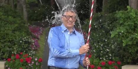 ALS Ice Bucket Challenge showcases the power of social media as it funds landmark scientific breakthrough | Media | The Drum | Charity | Scoop.it