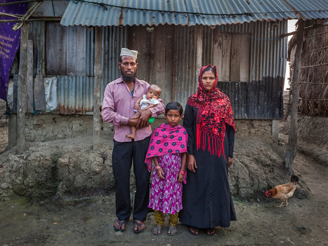 An Embedded Photographer Empowers the Poor   photography and art   Scoop.it