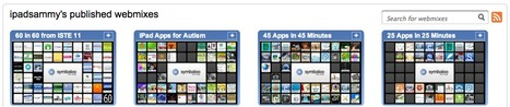ipadsammy - Symbaloo   iPad Recommended Educational App Lists   Scoop.it