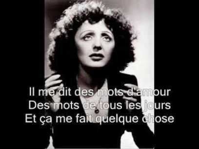 L'EMPREMTA D'ORFEU » La vie en rose d'Édith Piaf | Referentes clásicos | Scoop.it
