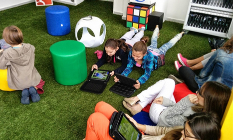 First physical Google learning space opens in Brazil | Tech | Scoop.it