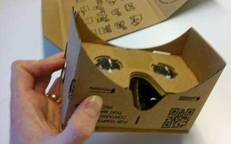 Google julkaisemassa uudet virtuaalilasit tänä vuonna | Augmented Reality & VR Tools and News | Scoop.it