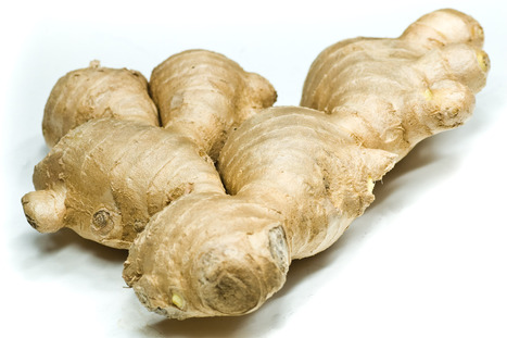 Effect of ginger root on cyclooxygenase-1 ... [Eur J Cancer Prev. 2013] - PubMed - NCBI | Vitae Herbae (herbal, natural, integrative medicine  & health) | Scoop.it