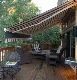 Convert Your Courtyard into Outdoor Living Room During Summer With Chicago Awings | Business Promote Idea | Scoop.it