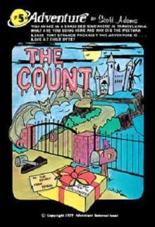 IF only » Lesson Plan: The Count (Pre-Intermediate) | Interactive Fiction and Digital Game-based Learning | Scoop.it