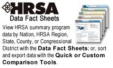 HRSA Data Warehouse - Health Information Technology | HCI - Data, Tools, and Exercise Information | Scoop.it