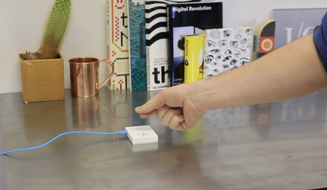 Project Soli – World's Tiniest Violin | Actions culturelles interactives | Scoop.it