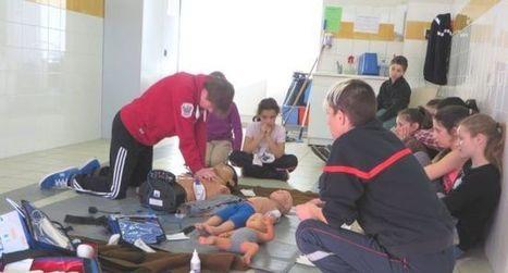 De nouvelles formations au secourisme pour les 10-18 ans | Initiatives originales | Scoop.it