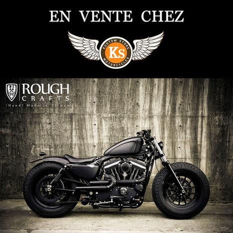 Kustom Store Motorcycles: KS Motorcycles distribue Rough Crafts | Kustom Store Motorcycles | Scoop.it
