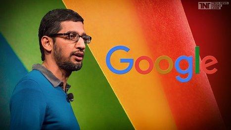 Sundar Pichai, nouveau CEO de Google, dévoile sa vision du futur | RH 2.0, nouvelles pratiques | Scoop.it