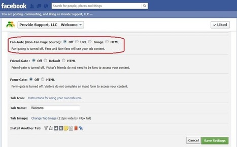 How to get more Facebook likes using live chat   Live Chat Blog   Live Chat for Business   Scoop.it