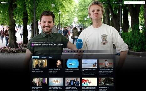 Ny nett-TV: Takk for hjelpen! | Skolebibliotek | Scoop.it