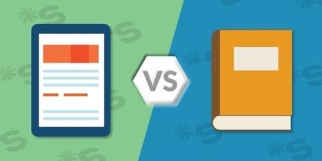 ¿Tabletas o libros de texto? El cambio tecnológico en educación y las mejoras en el aprendizaje de los alumnos | Solutia IT | EduTIC | Scoop.it
