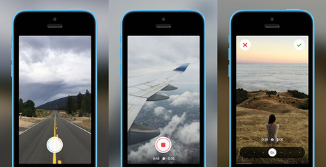 Instagram lance Hyperlapse, une application pour réaliser des vidéos en accéléré | Branchez-vous | Quoi de neuf sur les réseaux sociaux | Scoop.it