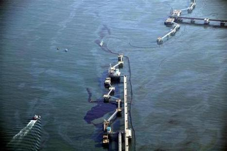 South Korea completing sea cleanup 164,000 liters oil leak: Coast Guard | Sustain Our Earth | Scoop.it