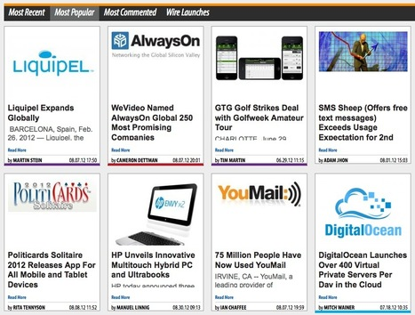 """Curating """"New"""" Product Launches Only: Launch.It 