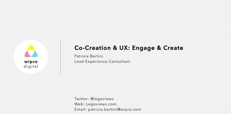 Co-Creation: Finding The Cubed Factor For Customer Experience (CX) | Designing  services | Scoop.it