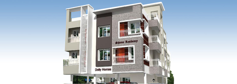 Apartments for Sale - Dolly Homes Offers Residential Apartments | Real Estates | Scoop.it