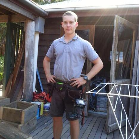 Ben: Apprentice Carpenter | Day-to-day OHS of friends | Scoop.it