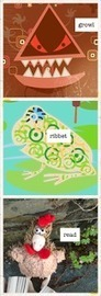 The Book Chook: Play with Words and Pictures - iPad App, Visual Poet | Favourite iPad Apps | Scoop.it
