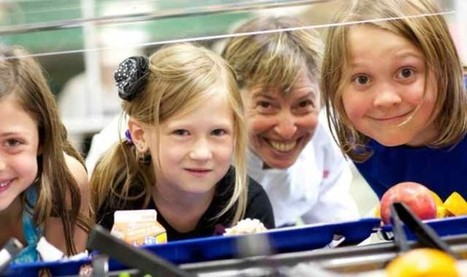 NUTRITION: Food Hero: Ann Cooper — Nourishing Schoolchildren's Bodies, Minds and Futures | Impact Trends | Scoop.it