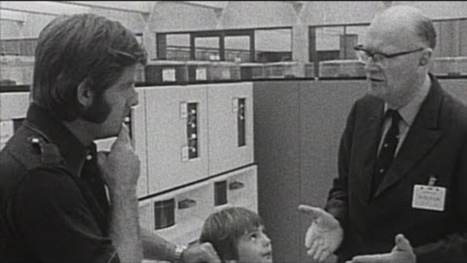 Watch Arthur C. Clarke predict the computers of today, in 1974 | Tudo o resto | Scoop.it