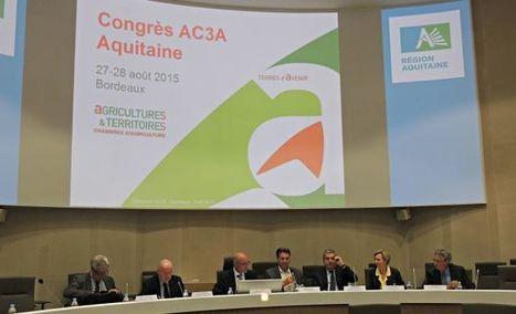 Région Aquitaine : une journée de débat autour d'une nouvelle politique agricole des territoires | Agriculture en Dordogne | Scoop.it