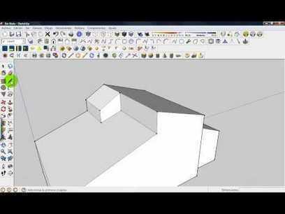 Google SketchUp. Prácticas express   tecno4   Scoop.it