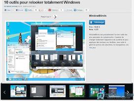 Le site du jour : 10 outils pour relooker Windows | Je, tu, il... nous ! | Scoop.it