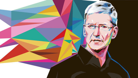 Tim Cook, Making Apple His Own | Technological Sparks | Scoop.it