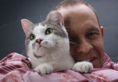 Bunny's Blog: Peter Wolf joins Best Friends Animal Society as cat initiatives analyst   Pet News   Scoop.it