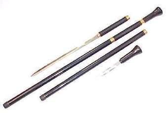 Cane Swords | Anime Swords | Scoop.it