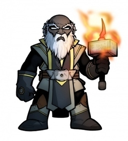 No Assembly Required: Thurl Bal'zud, Cleric of Laduguer | Friday Knight News - RPG Edition: 11-MAY-2012 | Scoop.it