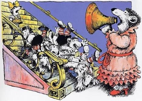 anatarambana literatura infantil: El libro-álbum en América Latina (apéndice del increíble libro: álbum[es] de Sophie van der Linden) | Resiliencia y aprendizaje | Scoop.it