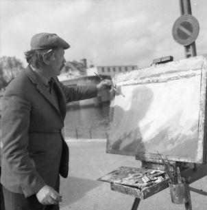 Décès du peintre Jean Le Merdy - Ouest-France   J'écris mon premier roman   Scoop.it