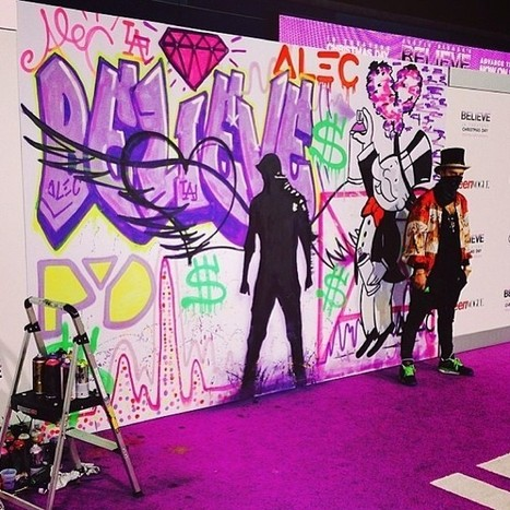 The objectification of street art | Studio Art and Art History | Scoop.it