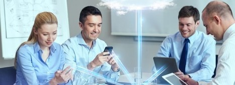 Le DSI devient le courtier du Cloud des grandes entreprises | Business Model for Cloud Computing | Scoop.it