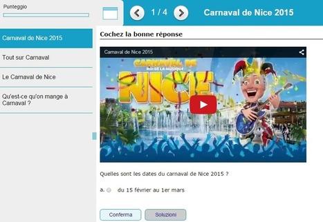 Carnaval   Site de Français Langue Etrangère   EFLE   Scoop.it