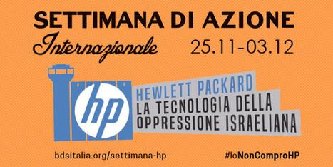 Boicotta HP: Settimana internazionale di azione   R*ESIST   Scoop.it