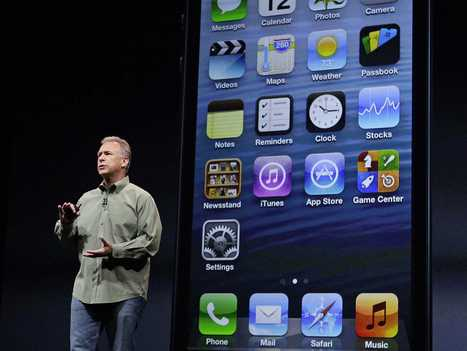 Apple's iOS Completely Blew Away Google's Android For Shopping ...   Communications   Scoop.it
