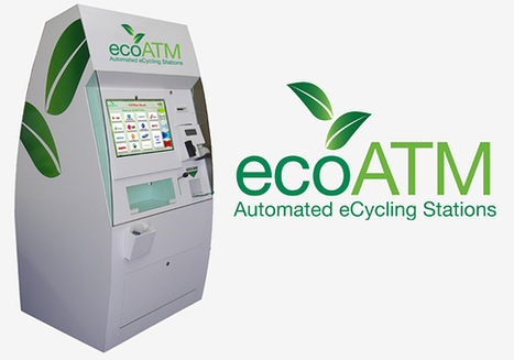 Recycle Old Mobile Phones For Cash at ATM Machine | Recycling for Cash | Scoop.it