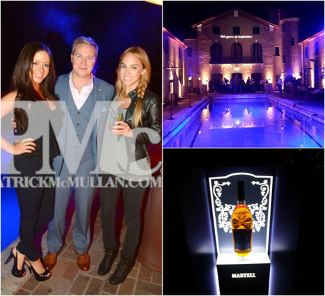 parties | | Martell Caractere Launch Event in L.A. | Scoop.it
