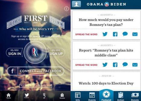 La campaña electoral en tus bolsillos | Teléfonos móviles, Politicas, Elecciones, Participación Ciudadana, Comunicación Política | Scoop.it