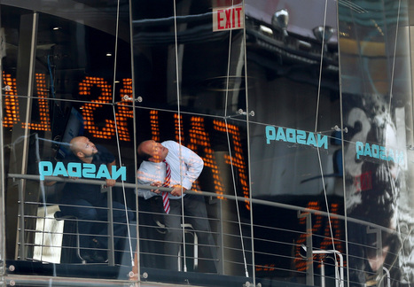 Nasdaq Falls Most Since 2011 as Tech Selloff Resumes | Valuation, M&A, Investments | Scoop.it