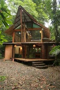 Twitter / travel: Jungle House, Costa Rica ... | Rainbow Organic | Scoop.it