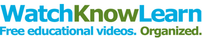 WatchKnowLearn - Free Educational Videos for K-12 Students | An Eye on New Media | Scoop.it